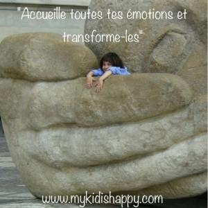 Accueille toutes tes émotions et transforme-les