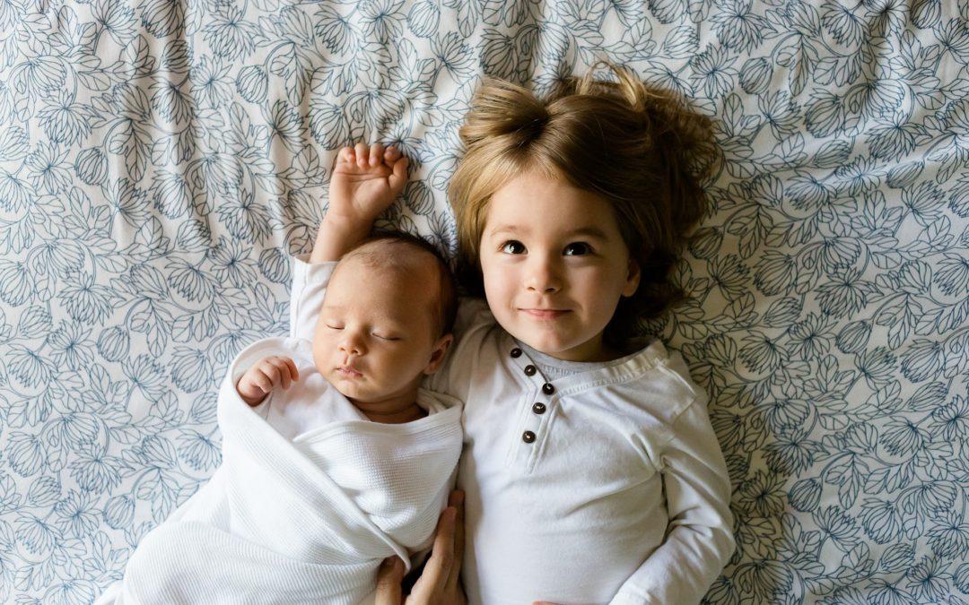 Nouvel enfant, comment éviter les jalousies